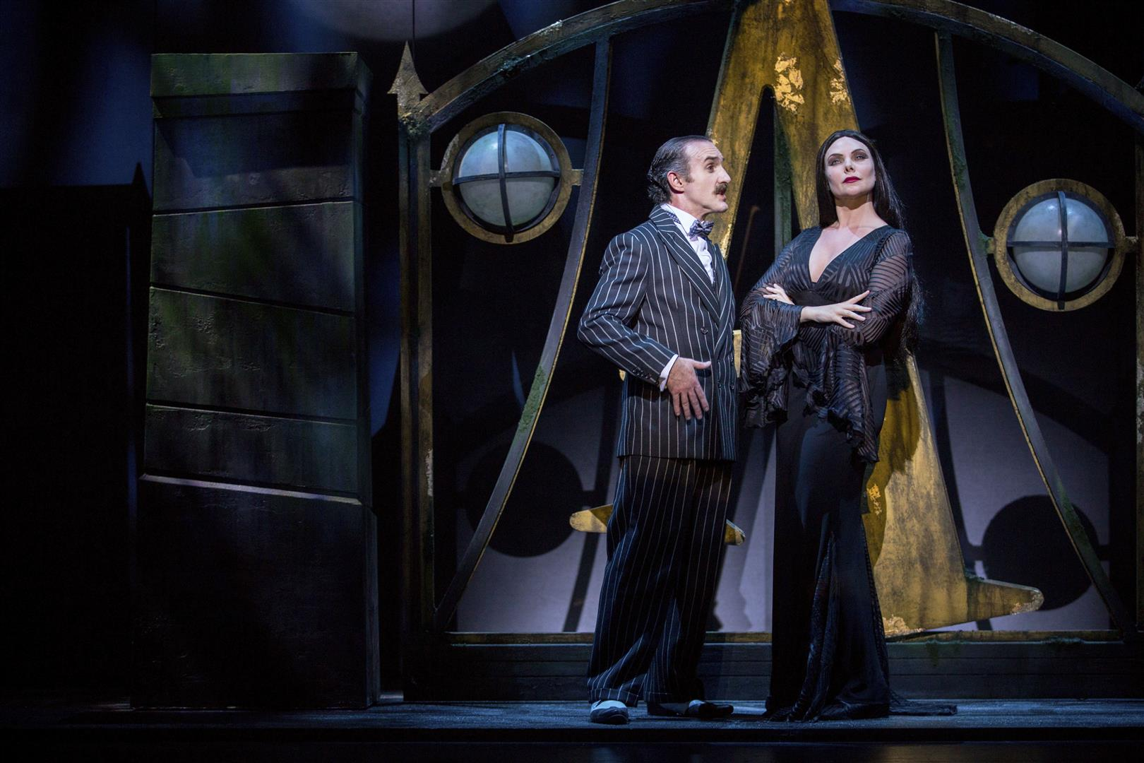 adams family production review Plaza theatre company: the addams family production was great - see 117 traveler reviews, 40 candid photos, and great deals for cleburne, tx, at tripadvisor.